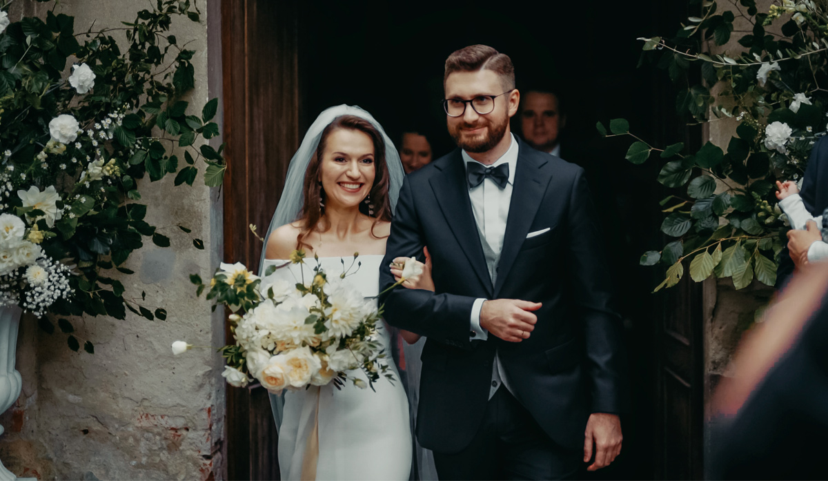 Ślub wesele Pałac Wąsowo